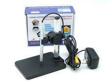 Best price Free shipping New 1-600X AV/TV Digital Microscope Endoscope Microscope