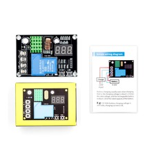 VHM-004 Battery Charger Control Module DC 6-60V Storage Lithium Charging Switch Protection Board