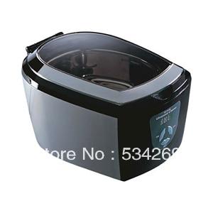 750 ml di Plastica Digitale CD Pulitore Ad Ultrasuoni con Timer750 ml di Plastica Digitale CD Pulitore Ad Ultrasuoni con Timer