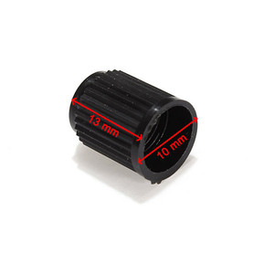 Image 5 - 20 יחידות פלסטיק אבק Valve Caps גלגל רכב אופניים בצור אוויר כובעי גזע שסתום צמיג אופנוע שסתום האוויר Caps אביזרי רכב שחור