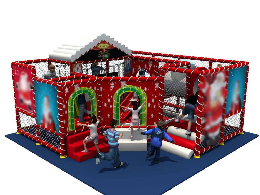 Labyrinthe d'amusement doux pour des enfants, YLW-IN1420 d'intérieur d'équipement de terrain de jeu