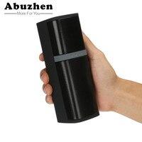 Abuzhen Sans Fil Bluetooth Haut-Parleur Mini Extérieure Salut-fi Haut-Parleur Stéréo Bluetooth Subwoofer avec FM Soutien TF Carte USB FM Radio