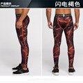 Moda 2017 Novas calças de Camuflagem homens academias roupas Corredores Homens pantalon homme Gymshark Musculação Profissional Sweatpant