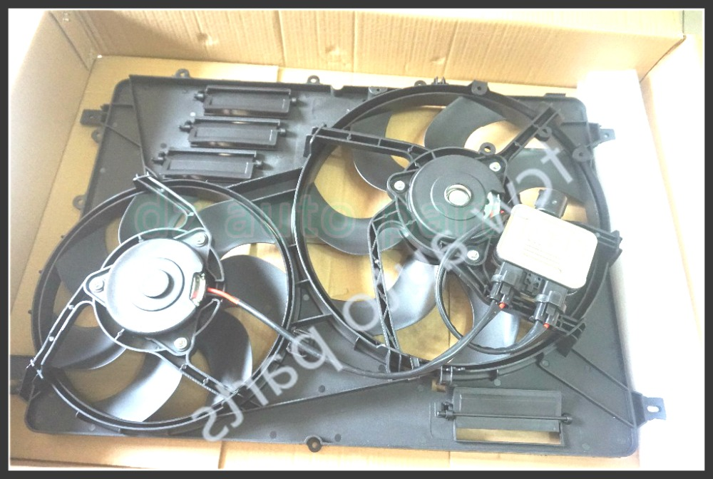 רדיאטור מאוורר חשמלי מאוורר מודול תכריכים עבור וולוו s80 v60 xc70 s60 v70 XC60 V60 קירור מערכת מאוורר עצרת-במאווררים וערכות מתוך רכבים ואופנועים באתר Mainautopart Store