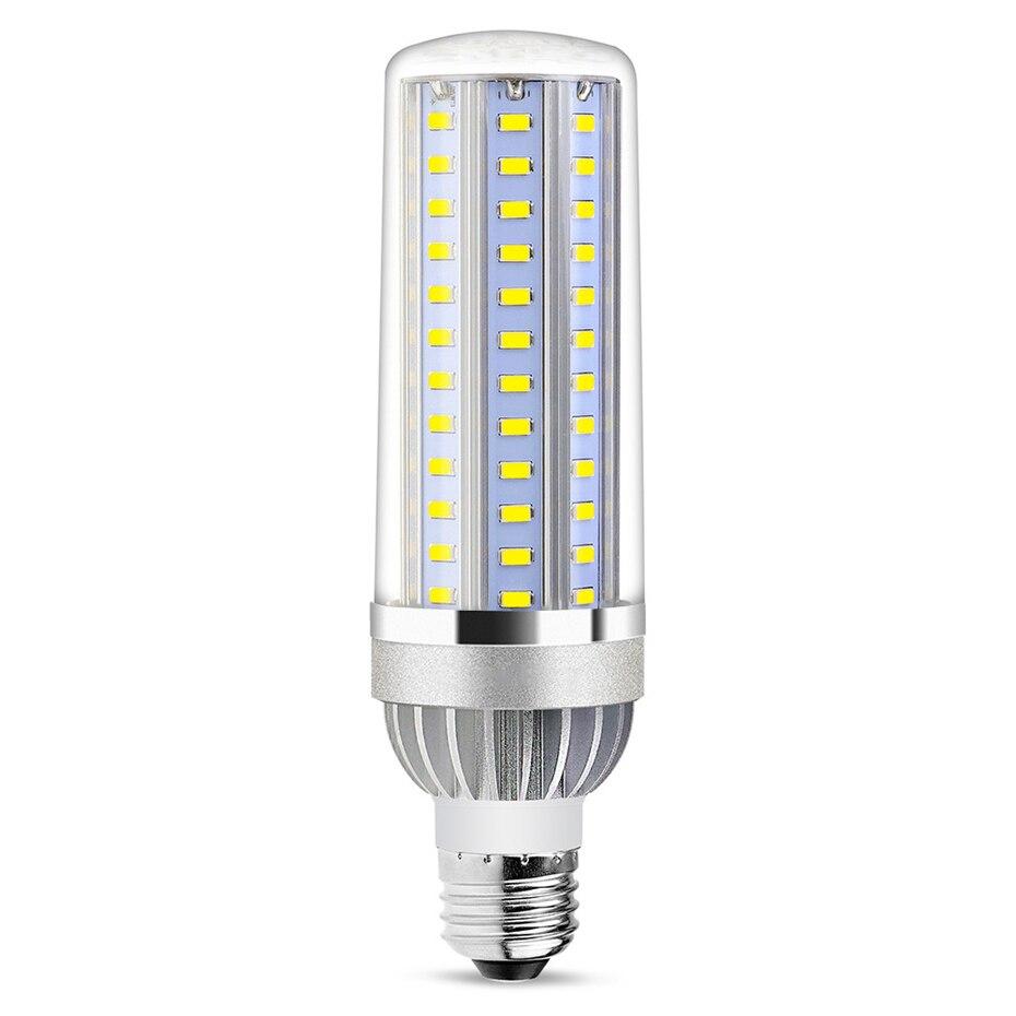 Aluminum E27 Led Lamp Led Bulb 25w 35w 50w Smd5730 220v 110v Corn Bulb Cold White Warm White For Home Living Room Led Light