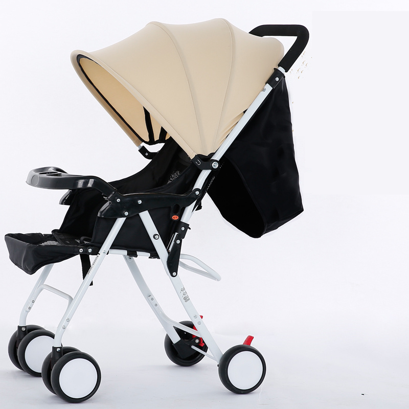 Lightweight Baby Stroller bebek arabasi Folding Umbrella Pushchair Child Trolley Portable Baby Carriage poussette Newborn Prams