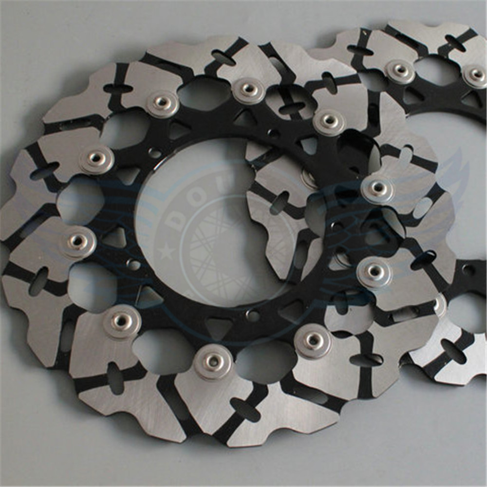 high quality Motorcycle accessories front Brake Disc Rotor For YAMAHA YZF R1 2007 2008 2009 2010 2011 2012 2013 new motorcycle front rotor brake disc for yamaha xp500 t max500 2008 2011 tmax500 530cc 2012 2014 xp530 2013 2014
