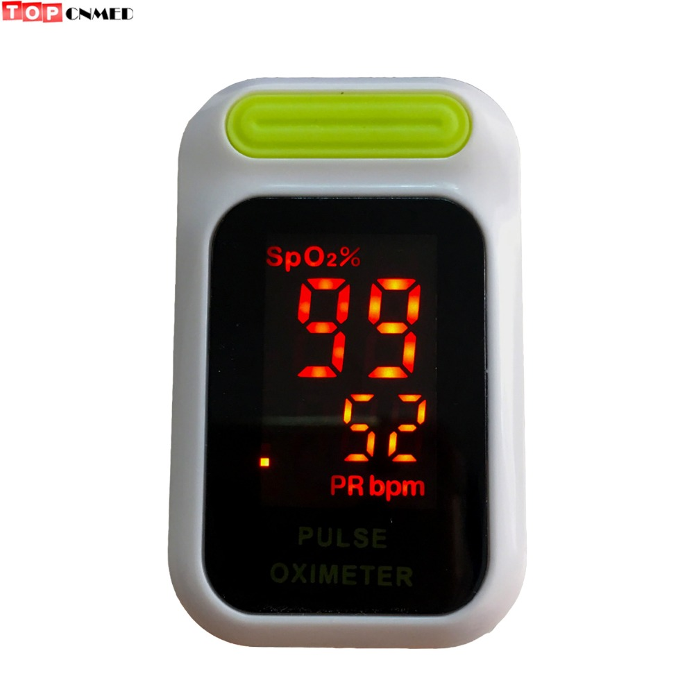 Back To Search Resultsmother & Kids Buy Cheap Pulse Oxiemter Oximetro De Pulso Spo2 Pr Blood Oxygen Monitor Led 2 Parameters Green+white Color Fda Ce case/bag Optional An Indispensable Sovereign Remedy For Home