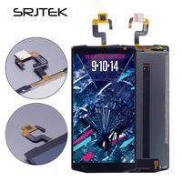 Srjtek 5 5 For Oukitel K10000 Black 100 Original Lcd Display Touch Screen Glass Panel Digitizer