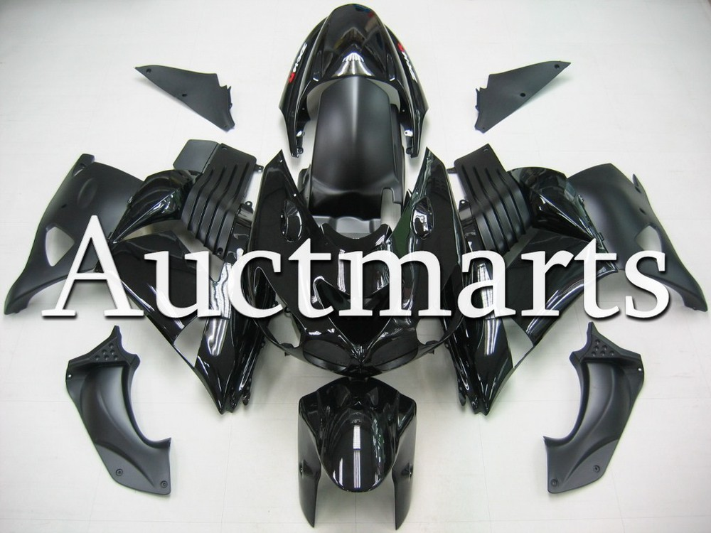 Fit for kawasaki ZX-14R ZZR1400 2006-2011 Injection ABS Plastic motorcycle Fairing Kit Bodywork ZX14R 06-11 C001 adjustable long folding clutch brake levers for kawasaki zx1400 zx14r zx 1400 11 12 13 14 15 zzr1400 zzr 1400 zx 14r 2014 2015