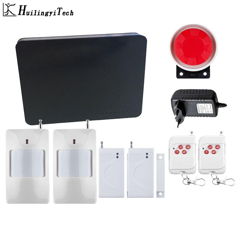 433MHz Wireless GSM Alarm System DIY Kit Motion Detector Sensor Home Burglar Alarm System Home Security APP Control Auto Dial цена