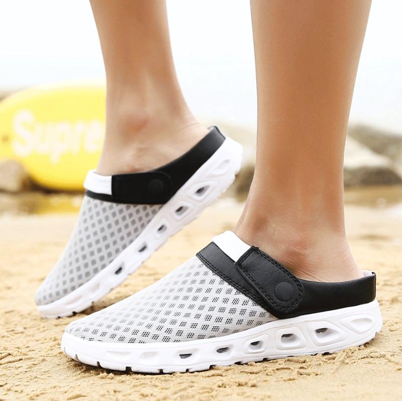 Чоловічі літні сандалії, дихаючі - Чоловіче взуття