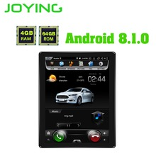 New Product 9.7″Vertical Screen Android 8.1.0 1024*768 Universal Single Din Car Radio Stereo Head Unit GPS Multimedia Player