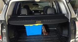 Tylna pokrywa bagażnika samochodu pokrywa bezpieczeństwa pokrywa bagażnika SUBARU Forester 2013.2014.2015.2016.2017 przełącznik ręczny tylne drzwi akcesoria samochodowe|cover for|cover coverscover for car -