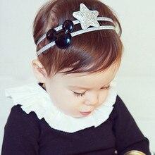 new festival headbands hair clip hair accessories headband clips star Mickey newborn headwear girls headbands fascinator