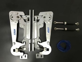 Top Quality High Strength Sicssor Door hinge 90 degree Lambo door kits for Ford Fiesta