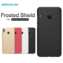 Huawei Honor 8X Max Case 8X Cover NILLKIN Super Frosted Shield Matte Plastic Hard Phone Case For Huawei Honor 8X Max Back Covers цена и фото