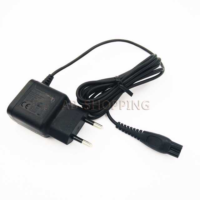 hq8505  Euro Plug HQ8505 Shaver Power Charging Cord for Philips HQ560 HQ6070 ...