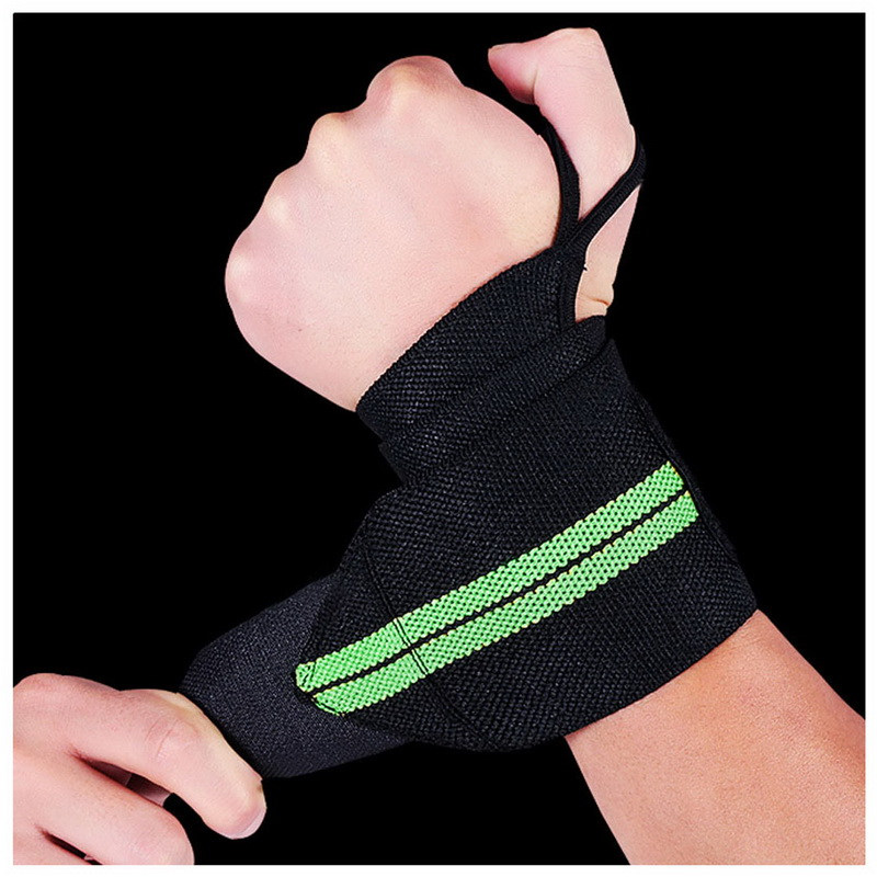Vertvie Adjustable Wristband Wrist Wraps Wristband Sports Protection Support Wrist Brace Men & Women Care 1PC Fitness 2017 New
