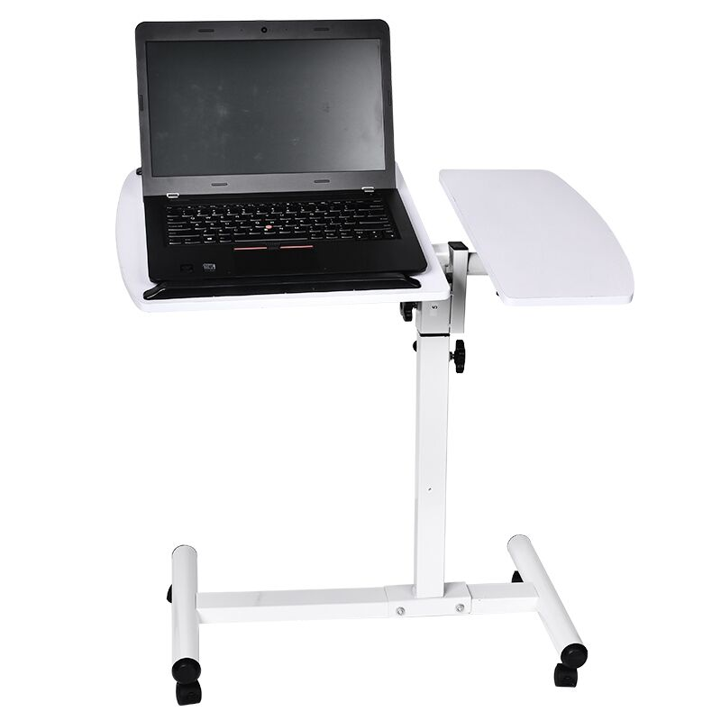 Special Section Lifting Mobile Computer Desk Bedside Sofa Bed Notebook Desktop Stand Table Learning Desk Folding Laptop Table Adjustable Table Office Furniture