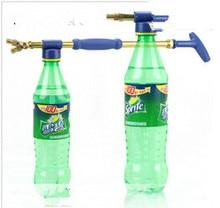 Nozzle of pure copper reciprocating single double slider nozzle watering water spray portable pressure sprayer
