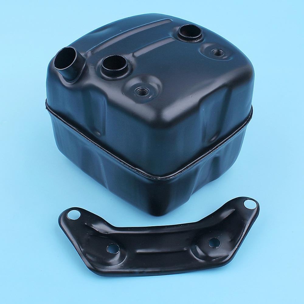 Exhaust Muffler Gasket Fit Husqvarna 365 371 372 XP 385 390XP Jonsered 2071 5PCS