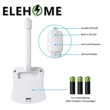 8 Colors Smart PIR Motion Sensor Toilet Seat Night Light Waterproof Backlight Bowl LED Lamp WC XF30