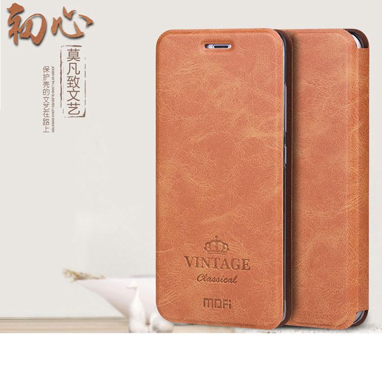 For Xiaomi Redmi 3 Pro redmi 3s Mofi Luxury PU Flip Leather Cover Case For Redmi