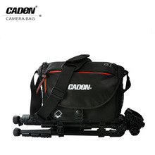 Leisure Waterproof Video DV Bag Digital SLR font b Camera b font Bag For Canon Nikon