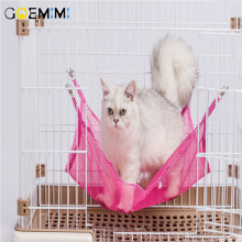 Breathable Cat Bed Mat Soft Hammock Summer Pet Healthy Ventilate For Kitten Cage Cover Cushion