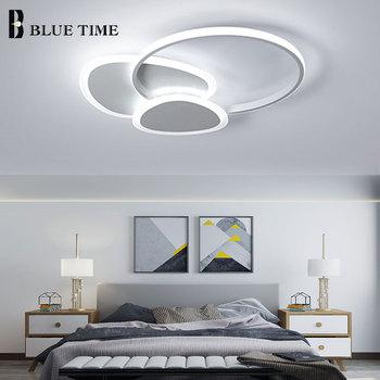 Modern LED Chandeliers Lighting For Dining Room Bedroom Children Room Living Room Kitchen Home Acrylic Fixtures LED Chandeliers