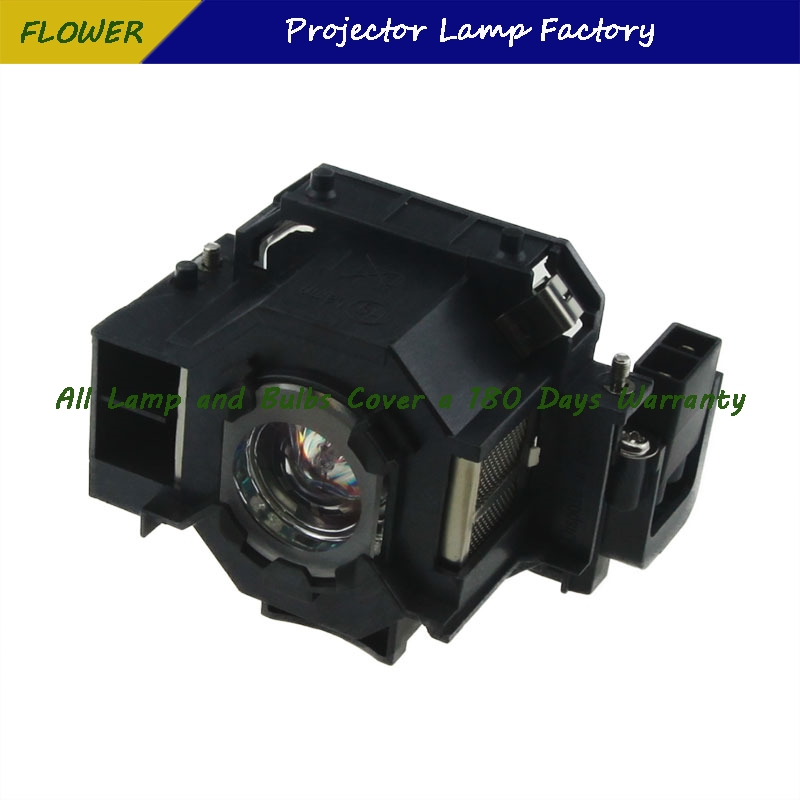 Free shipping Brand New Projector Bare Lamp with housing ELPLP41 For   Epson S5 S6 S6+ S52 S62 X5 X6 X52 X62 EX30 EX50 TW420 free shipping brand new replacement bare