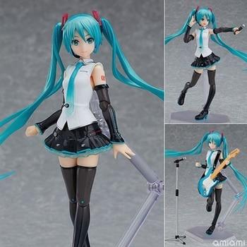 394 Hatsune Miku V4X Singing Version Anime 15CM Figma Action Figure Model Toys