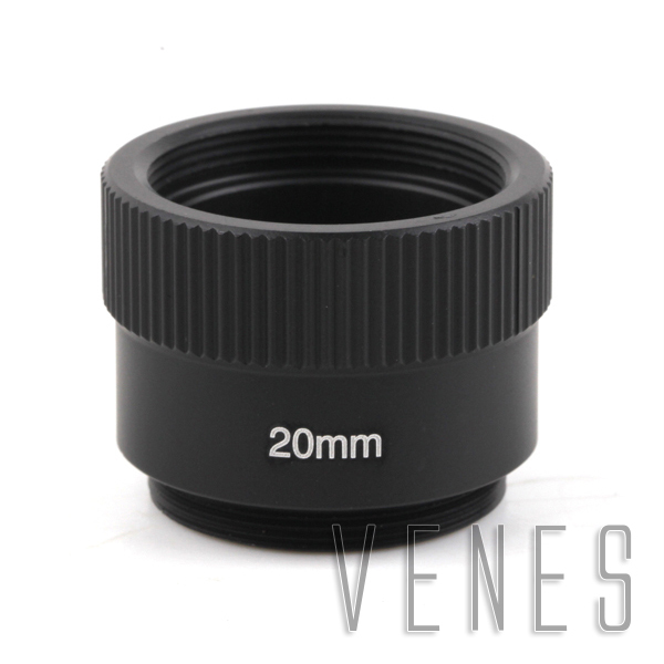 Newest !!!!20mm C-CS Mount Lens Adapter Ring Extension Tube Suit for CCTV Security Camera