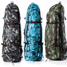 Freediving gear Long Fins Finswiming Fashion Diving Camouflage Equipment Bag