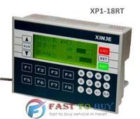 Plc integrado da entrada digital de 8 pontos do plc XP1-18RT saída digital de 10 pontos & hmi integrada novo