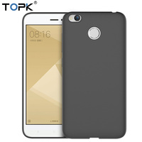 For Xiaomi Redmi 4X Case ,TOPK Ultra Thin Fashion Luxury Shockproof Silicon Soft TPU Cover for Xiaomi Redmi 4X
