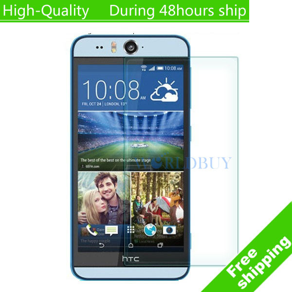 High Quality Scratch Resist Tempered Glass Screen Protector for HTC Desire Eye