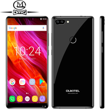 Oukitel Mix 2 5.99″ 18:9 Full Screen Mobile Phone Android 7.0 MTK6757 Octa Core 6GB RAM 64GB ROM 21MP+13MP 4080mAh 4G Smartphone