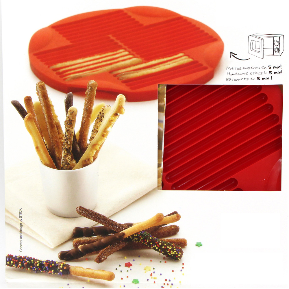 Cake Decorated With Chocolate Sticks : Cake Decorating Tools Homemade Non stick Silicone Stick ...