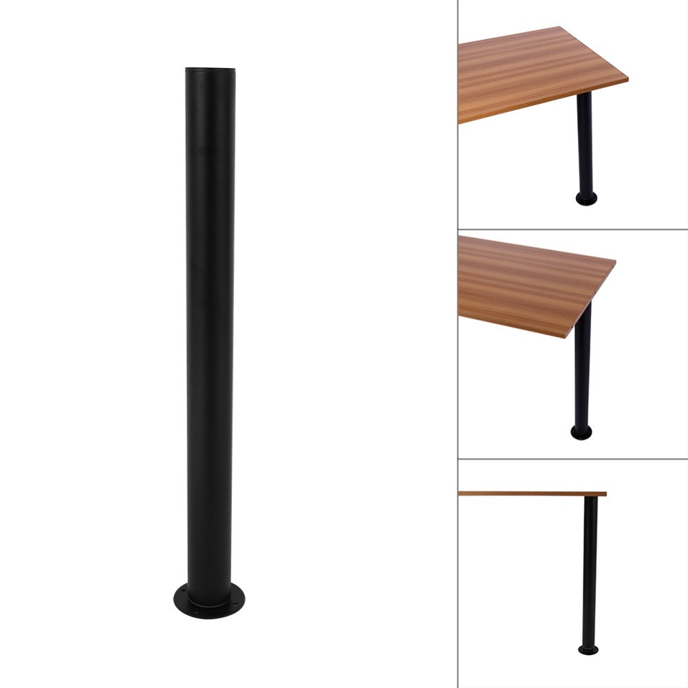 US $14 72 36% OFF|710mm to 1100mm Adjustable Breakfast Bar Table Leg Coffee  Desk Legs Metal DIY Woodwork Tool Accessory-in Tool Parts from Tools on