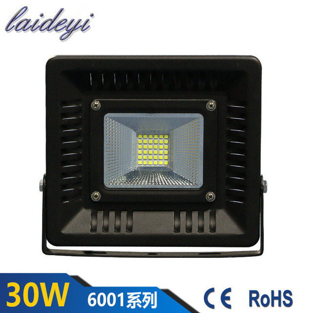 Laideyi ultrathin led flood light 30w50w black waterproof ip65 laideyi ultrathin led flood light 30w50w black waterproof ip65 floodlight spotlight led outdoor lights mozeypictures Image collections