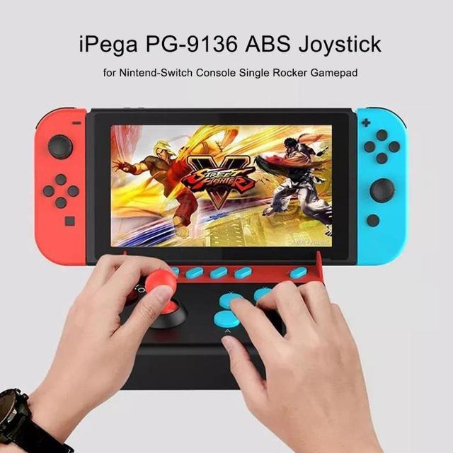 iPega PG 9136 Joystick for Nintendo Switch Plug Play Single Rocker Control Joypad Gamepad for Nintendo Switch Game Console
