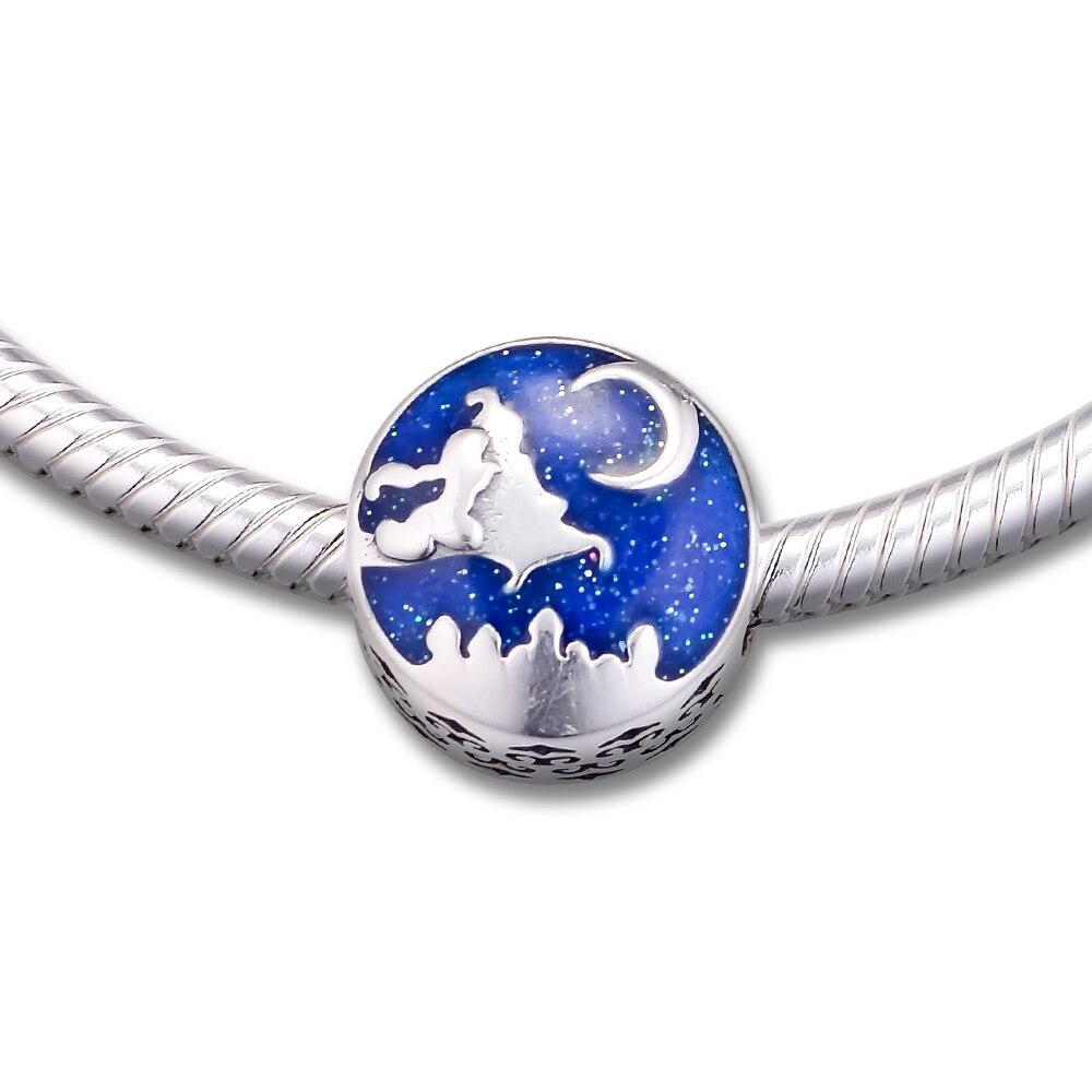 Diy Past Voor Pandora Bedels Armbanden Magic Tapijt Rit Kralen 100% 925 Sterling-zilver-sieraden Gratis Verzending
