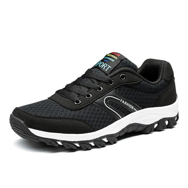 KERZER 2017 Spring Summer Outdoor Walking font b Hiking b font Shoes Men Trekking font b