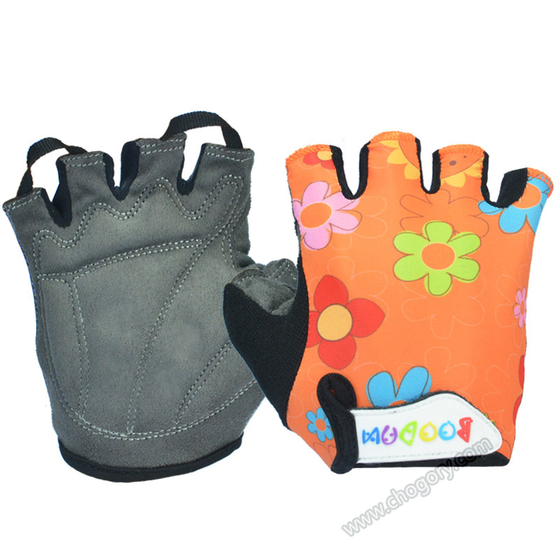 Resistant Kids Cycling Gloves High Quality Children Roller skating, Ice skating, Roller Skating, Skateboarding, Bicycle Gloves