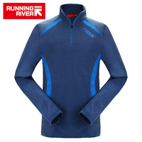 RUNNING RIVER Brand FLEECE For Men Size S 3XL Ship From Russia China Warm Winter High