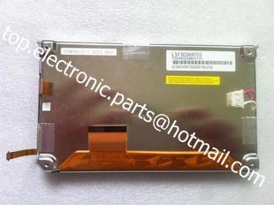 6.5 inch for L5F30369T04 car DVD lcd screen display panel DHL EMS free shipping