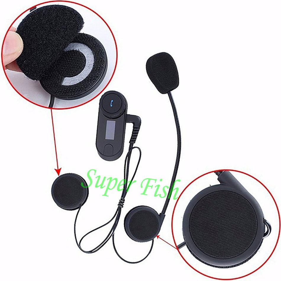 Bluetooth Intercom Headset