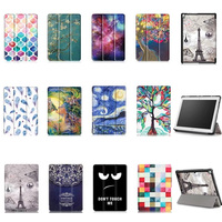 Case For Lenovo Tab 4 10 Plus Magnet Flip Leather Case Smart Cover For Lenovo TAB4